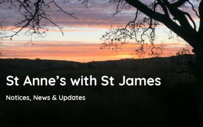 Parish Notices 15th Jan
