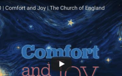Comfort & Joy Christmas 2020
