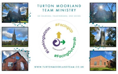 Holy Week Services in Church with Turton Moorland Team